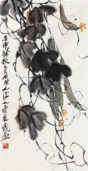 丝瓜 (lowel gourd) by qi bingsheng