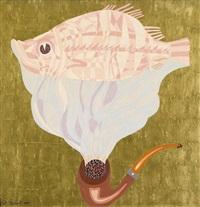die pfeiffe des fischers by curt stenvert