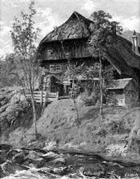 schwarzwaldhaus by curt liebich