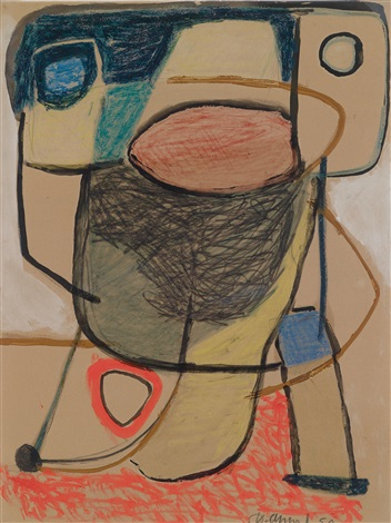 lenfant by karel appel