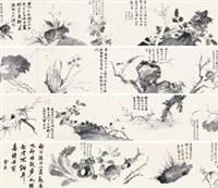 花卉 by xu sangeng