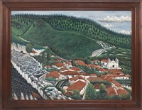 Mountain village, 1949