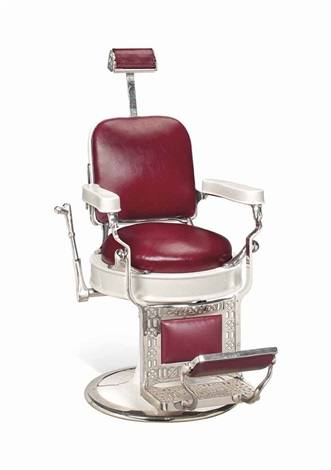 Barbers Chair By Theodore A Kochs Co