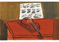 from concert des anges by raoul dufy