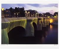 le pont neuf empaqueté by wolfgang volz