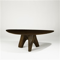 dining table by jacquin smolens