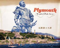 plymouth by frank newbould