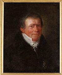 porträtt av professor skytteanus olof kolmodin by per krafft the younger