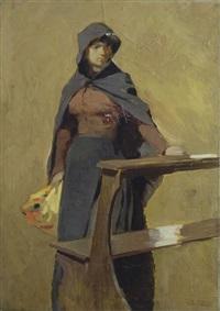 figura di donna by tito lessi
