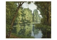 lakeside by henri biva