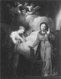 the annunciation by françois ange