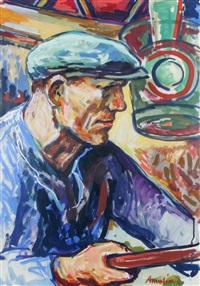 arbetare vid götaverken by albin amelin