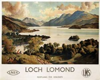 loch lomond scotland for holidays by patrick macintosh