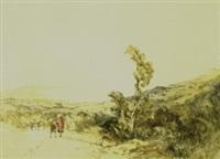 sandown bay, isle of wight by charles bentley