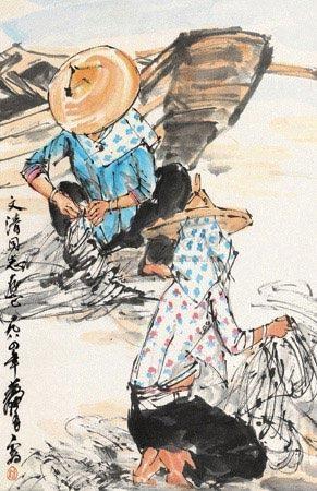 织网图 figures by huang zhou