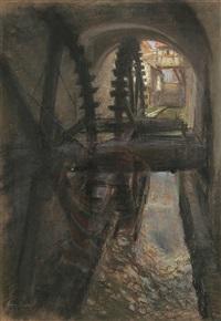 das alte wasserwerk by franz huth
