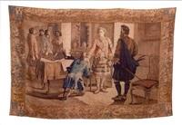 fergus melvor introducing waverley to bonnie prince charlie by john blake mcdonald