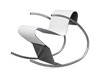 a rocking chair rock-n-roll by sigurdur gustafsson