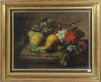 composition aux fruits by jean-baptiste robie