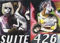 suite 426 (diptych) by kirsten glass