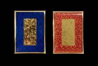 pendants (2 pieces) by j. kimmel & co.
