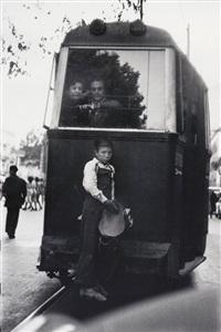 spain, barcelona by elliott erwitt