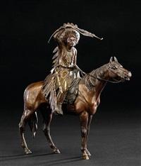 indianer zu pferd by austrian school-vienna (19)