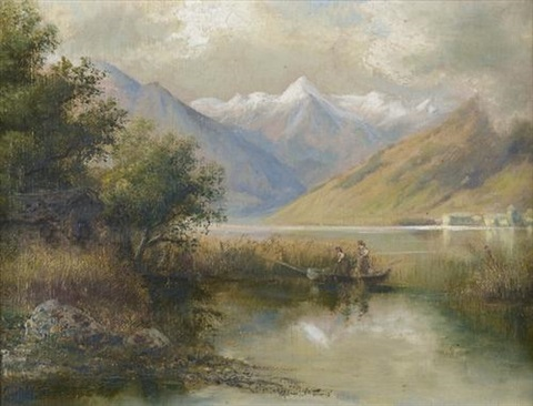 zellersee by alois toldt