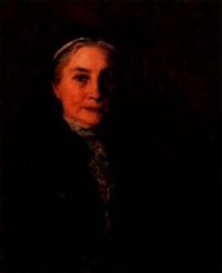 portrait of mrs. tuttle by augustus vincent tack