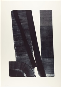 l-28-1973 by hans hartung