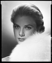 grace kelly camera negative (from green fire) by virgil apger
