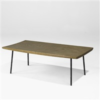 coffee table by arthur espenet carpenter