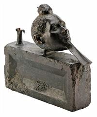 cabesa-pájaro-fuente by matías quetglas