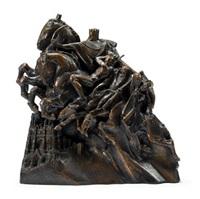 the four horsemen of the apocalypse by lee oskar lawrie