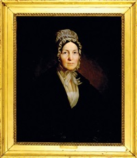 portrait of mrs. kennedy by chester harding
