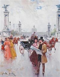 palace de versailles by juan puig soler