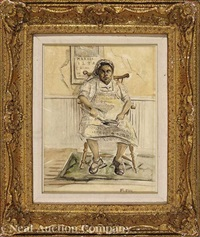 the cook by joseph amadeus fleck