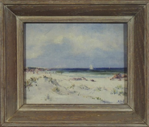 off shore by henry hammond ahl