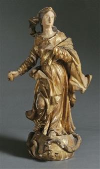 maria immaculata by johann georg auwera
