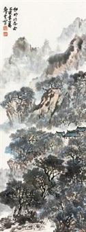 山水 (一件) by liu lusheng