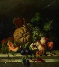 früchtestilleben by joseph correggio