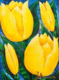 tulpen by johannes adamski
