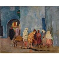 aus tanger, marokko by hans beat wieland