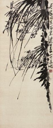 兰石图 orchid by xiao longshi