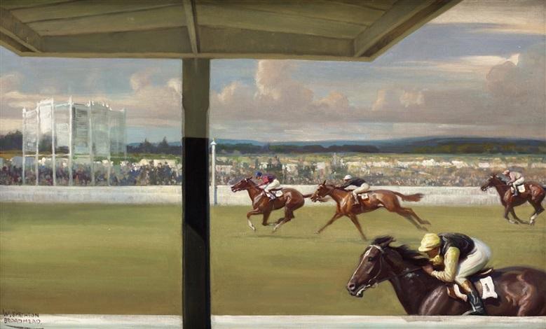 hästkapplöpning by w smithson broadhead