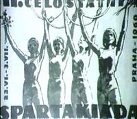 sartakiada (plakatentwurf) by adolf zabransky
