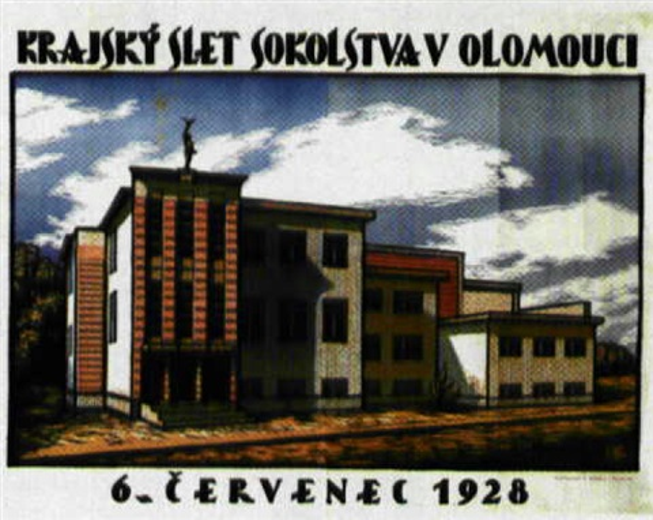 sporting exhibition in olomouc by vaclav cutta