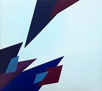 abstrakt komposition by harry booström