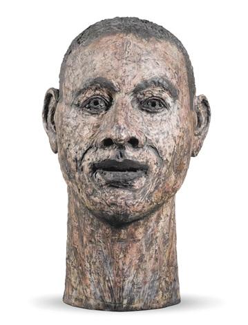 head of a man by john davies