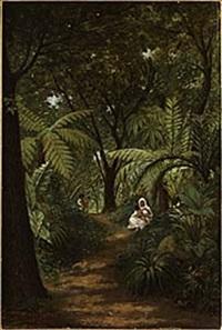 djungelinteriör by attilio baccani